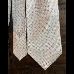 Gucci Authentic G designer silk tie